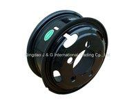 5.50-16 steel wheel rims 16 inch