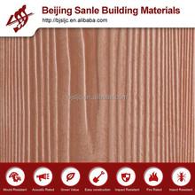 Colored fiber cement wall caldding/ siding board