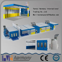 Hot Selling Natural Gas Car Paint Equipment for painting cars