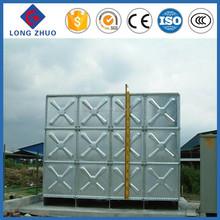 Eco-friendly Galvanized Steel Water Tanks, Modular Galvanized Steel Tank with 1.22*1.22m Panel