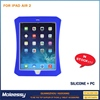 Clear Soft vintage pu leather case for ipad air 2 case
