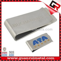 2014 New low price wallet with magical money clip