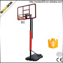 portable basketball stand adjustable outdoor