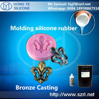 silicone raw material,price liquid silicone rubber to make grc molds