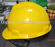 Jiexing Brand Industrial Safety Helmet With V Guard