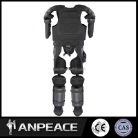 FBF-A01 ISO standard flame retardant tactical gear anti riot suit
