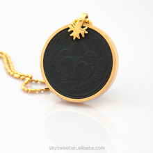 China lava health care product pendant,health related jewelry manufacture (SWTPR1411)