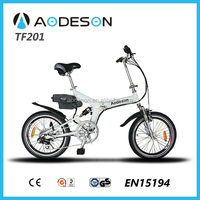 folding electric bike TZ201, kid bike, bici elettrica