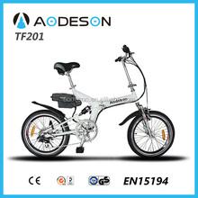 folding electric bike TZ201, kid bike, bici elettrica