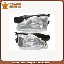 Cheap one pair replacement parts, accent used cars for sale, car headlight OEM: R 92102-22010 L 92101-22010