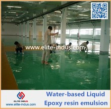 China supplier water based epoxy emulsion stock