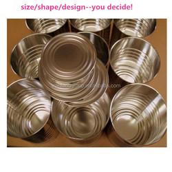 Food tin can from China tin can manufaturer