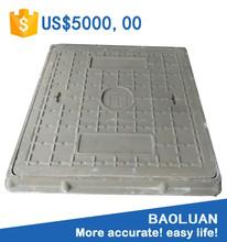 Baoluan brand fiber reinforced plastic manhole cover mold for sale