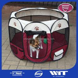 Pet playpen dog pet exercise pen,exercise large pet playpen,foldable dog pet playpen play yard