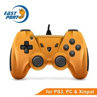 3 in 1 wired game controller with more exciting experience