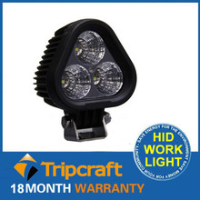 Triangle 30w led work light 12v driving light for motorcycle, car