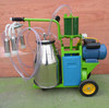 2015hot sale piston pump hand operated milking machine for sale