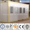 Public Prefab Container Toilet