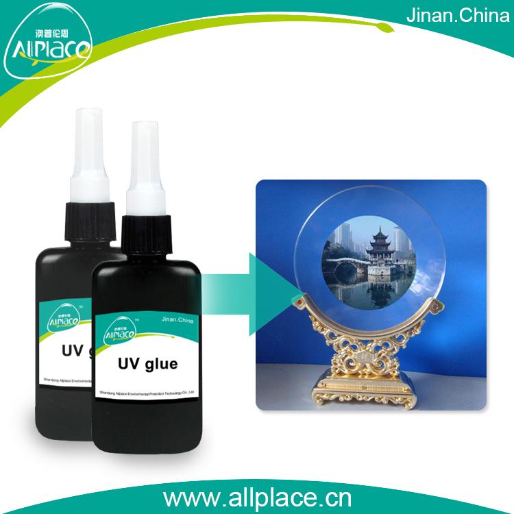 Crystal UV glue allplace008allplace.cn    021