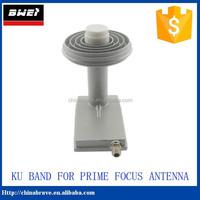 ku band lnb high gain low noise prime focus hd lnb ku band universal single output lnb
