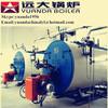 Fire tube Lpg/Lng/gas fired 1ton 2ton 3ton 4ton 5ton 6ton 8ton 10ton steam boiler for industry