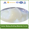 good quality mosaic polyester adhesive for paving glass mosaic