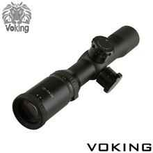 1.5-5X30IR riflescope the first image plane reticle 1/4MOA illuminated reticle medium-range hunting equipment