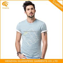 Manufacture Custom Print Brand Fashion T-Shirt