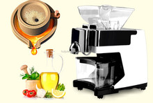 Latest Hot Selling full production line mini oil press /coconut oil press machine