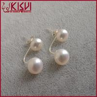 jewelry manufacturer china seashell bathroom accessories stainless silver shell earring