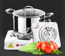 1000W portable electric coil hot plate from cnzidel