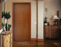 MDF material interior door installation price for you