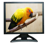 hot sale 4:3 square samsung panel led monitor used led monitor 17 inch lcd monitor