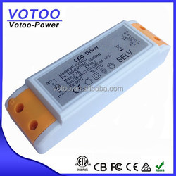 High Efficiency 30W Constant Current 700mA Led Driver