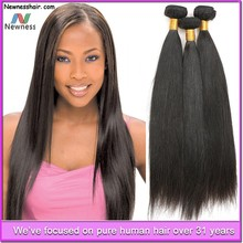 alibaba china supplier factory price can be dyed 6a unprocessed virgin brazilian hair