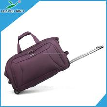Hot China factory trolley gym bag