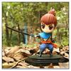 cartoon aime 3d action figure/Custom 3d pvc action figure/OEM plastic 3d cartoon action figure manufacturer