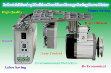 High efficient single phase permanent magnet synchronous motor