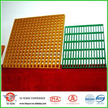 High Strength FRP Grating for Chemical Plant