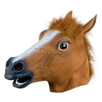 Full Head Horse Mask for Masquerade Party Halloween Mask Cosplay Mask