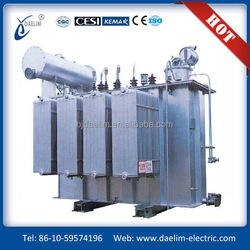 220kv 242kv three-phase two winding on- load-tap-changing power transformer