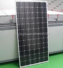 Factory sale directly cheap price 300W monocrystalline solar panel monocristalino paneles