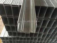 Galvanized Metal Stud and Track
