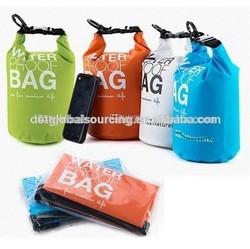 Ultralight Waterproof Dry Bag For Outdoor Sports