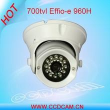 New Design SONY 700TVL 24IR Led IR Security Dome vandalproof Camera