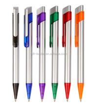 Colorful OEM logo plastic jumping promotional pen free