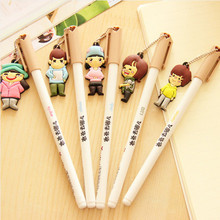 wj024 cute cartoon ballpoint pen wholesale