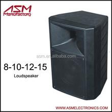 "8''/10''/12""/15"" 2-way Active/PA Speaker Box/Plastic Speakers(PAA-8/10/12/15))"