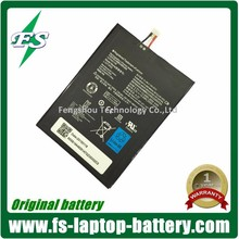 Hot sale 3.7V 13.5Wh Li-polymer Battery pack for Lenovo L12T1P33 ideaTab A1000 A3000 A1010-T A3000-H A5000