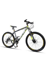 "26"" 24 speed Aluminum Alloy Mountain Bike"